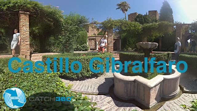 Malaga - Castillo Gibralfaro